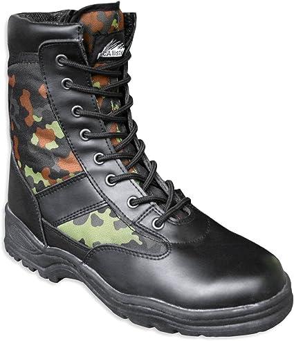 Mc Allister Outdoor Boots in Flecktarn
