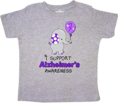 inktastic Fighting Together Cystic Fibrosis Awareness Purple Baby T-Shirt