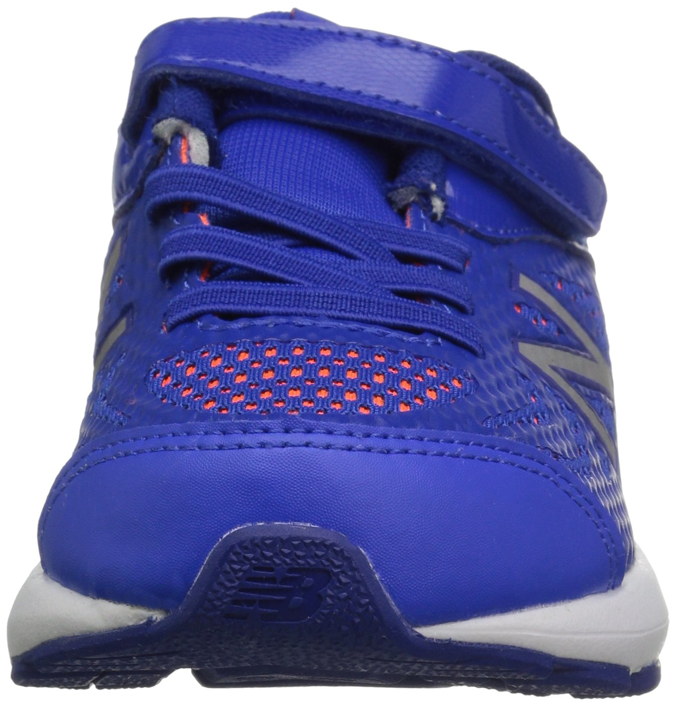New Balance Boys' 519v1 Hook and Loop Running Shoe Pacific/Dynomite 2 M US Infant by New Balance (Image #4)