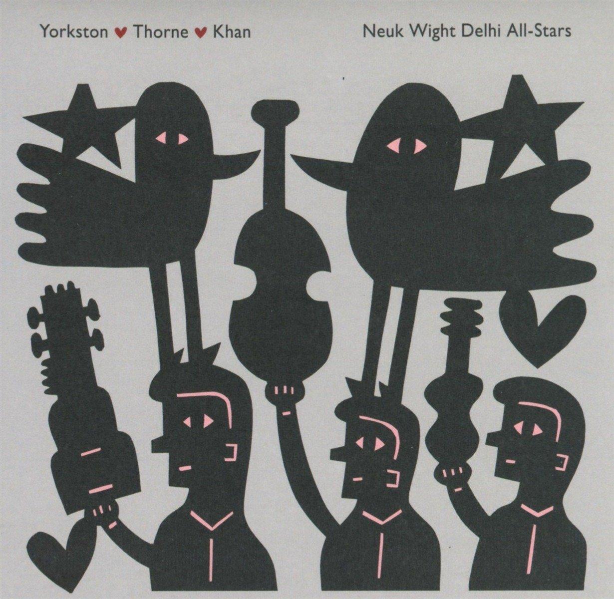 James Yorkston - Neuk Wight Delhi All-Stars (2017) [WEB FLAC] Download