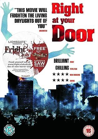 Amazon Com Right At Your Door 2006 Dvd By Mary Mccormack Mary Mccormack Rory Cochrane Tony Perez Scotty Noyd Jr Max Kasch Chris Gorak Movies Tv