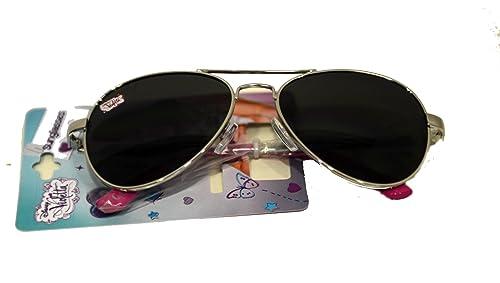 Violetta occhiali da sole tipo RayBan