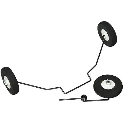 HobbyZone Rough Field Landing Gear: Sportsman S+: Toys & Games