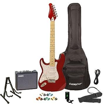 Sawtooth ST-ES-LH-CARP-KIT-3 Guitarra eléctrica para zurdos