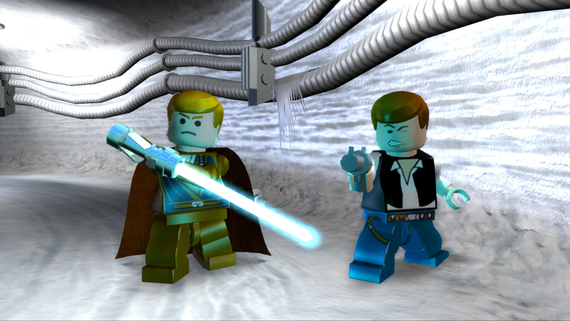 Amazon Com Lego Star Wars The Complete Saga Online Game