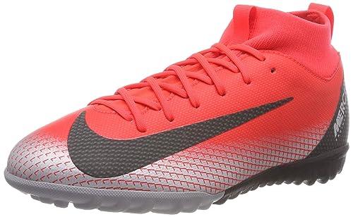 timeless design 0d225 cad9a Nike - Mercurial CR7 JR Superflyx 6 Academy TF - AJ3112600 - El Color:  Negros