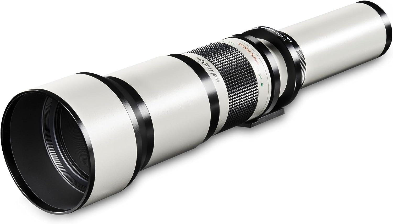 Walimex Pro 650 1300mm 1 8 16 Dslr Teleobjektiv Für Kamera