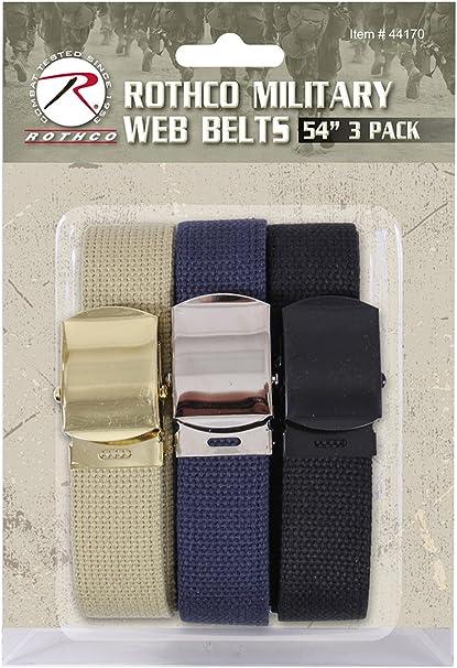 BNWT FLY53  Webbing Belt   White