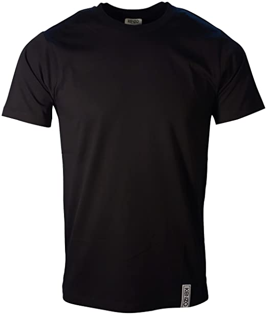 e66e16a34 Kenzo T-Shirt Classic Logo Tab On Hem 5TS000 4AA: Amazon.co.uk: Clothing