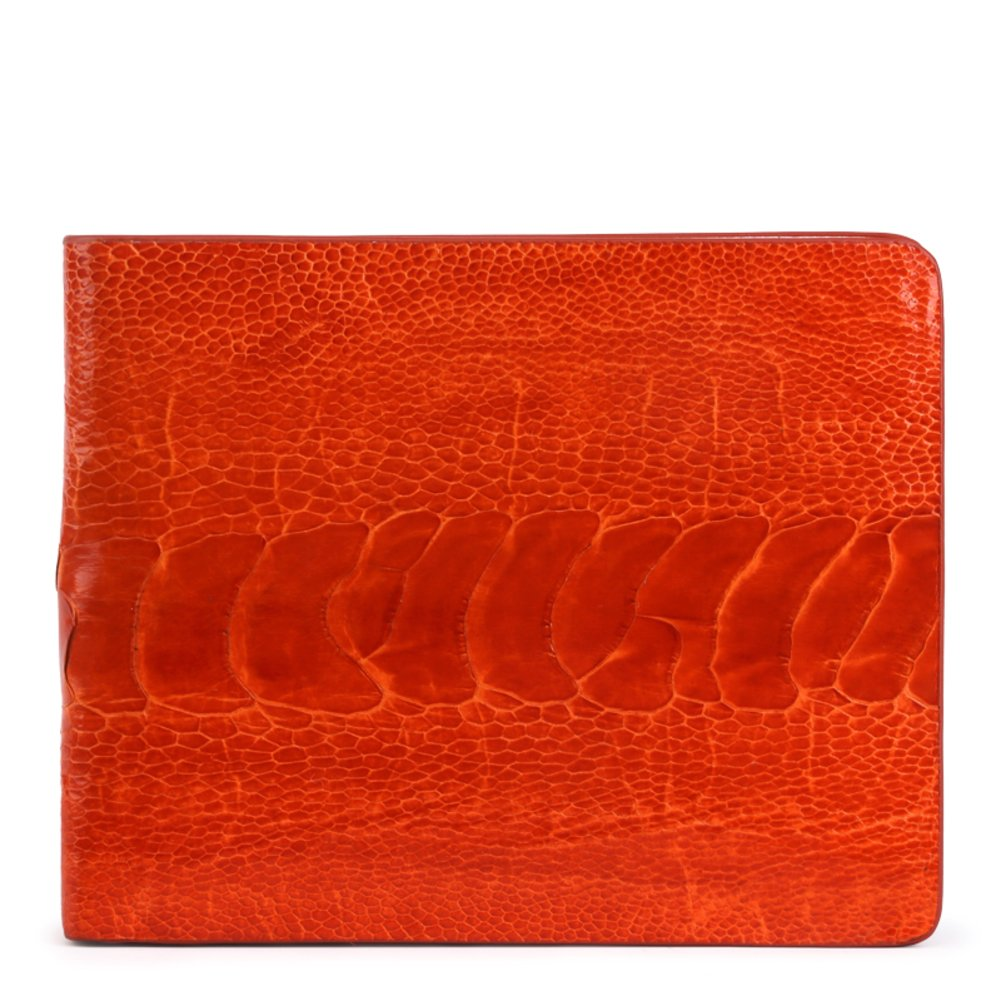Rfid Blocking Genuine Leather Wallet Men Excellent Travel Credit Card Case Wallets Protector Money-B 10x13cm(4x5inch)