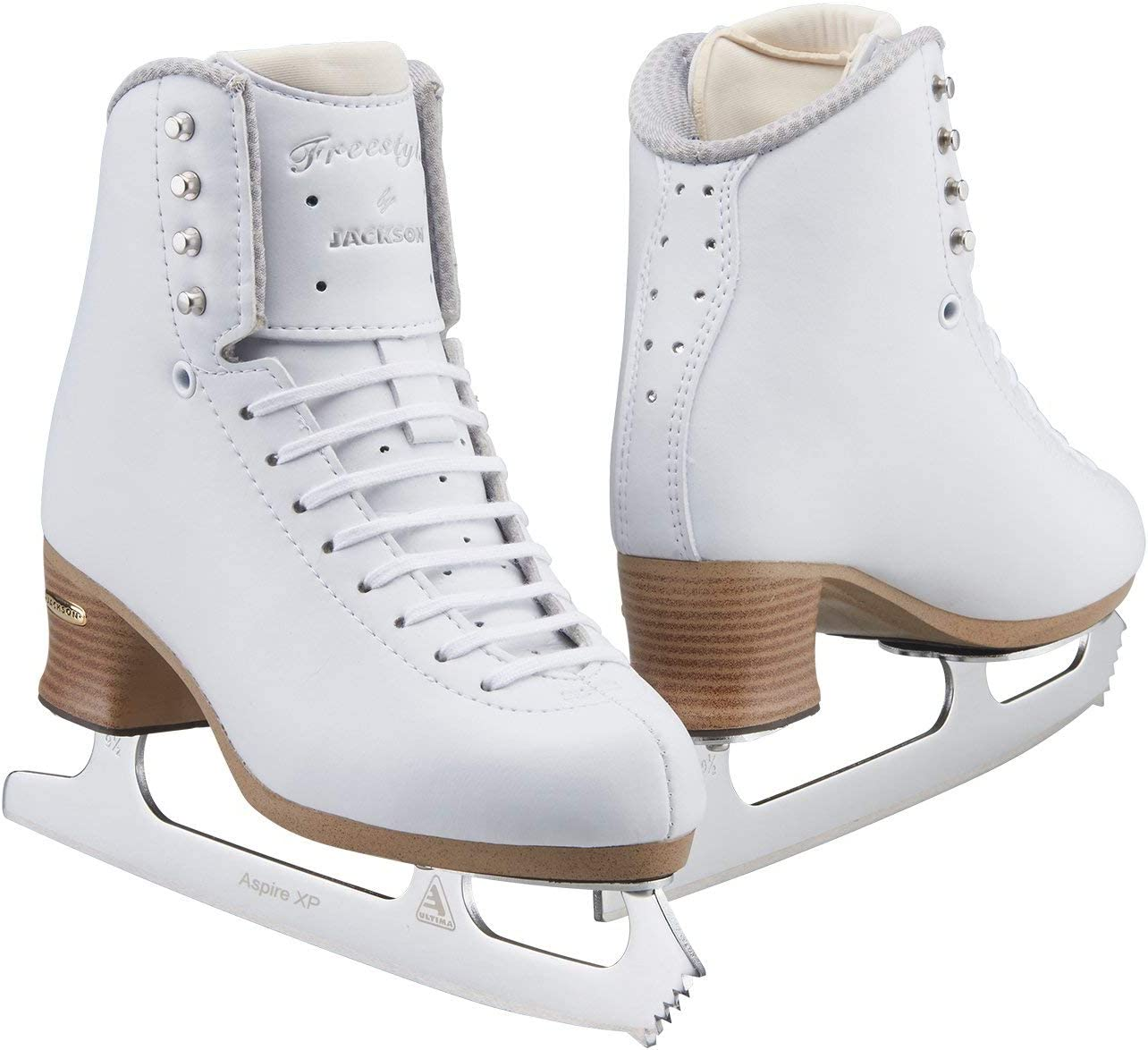 Jackson Ultima Freestyle Fusion/Aspire FS2190 FS2191/Figure Ice Skates for Women and Girls