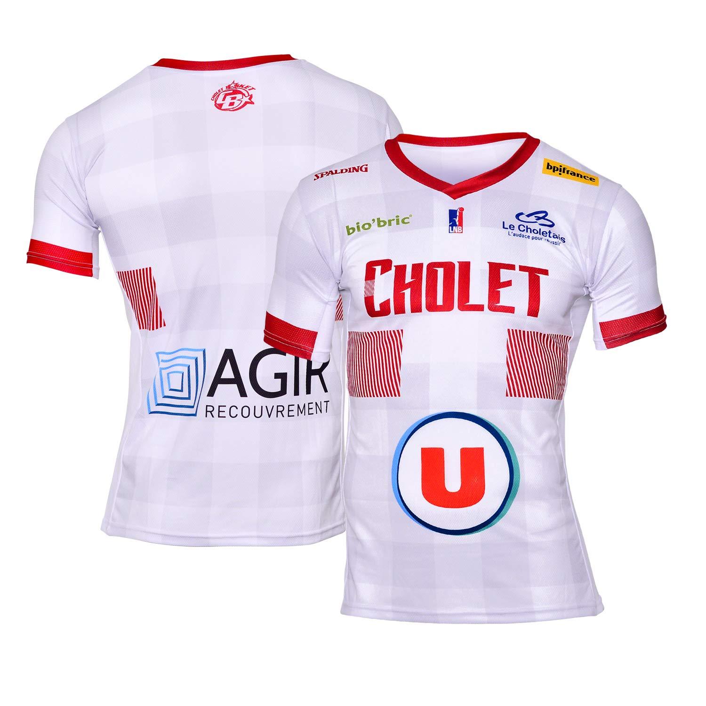 Cholet Basket Camiseta Oficial de Baloncesto 2018-2019 para ...
