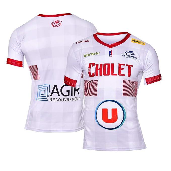 Cholet Basket Camiseta Oficial de Baloncesto 2018-2019 ...
