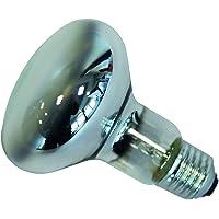 Lámpara I.R. Philips 100W a tornillo blanca cartón