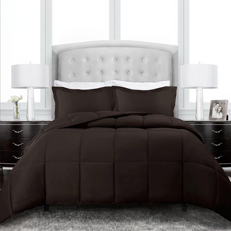 Sleep Restoration Down Alternative Comforter 1400 Series - Best Hotel Quality Hypoallergenic Duvet Insert Bedding - Twin/Twin XL - White RG-DWNALTCMFTR-WHT-T-R