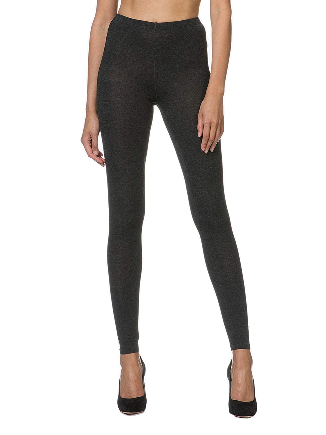 Majestic Filatures Paris Women's Soft Touch Jersey Leggings H13009