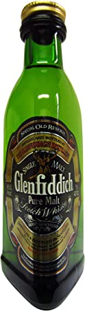 Glenfiddich - Pure Malt Miniature - Whisky
