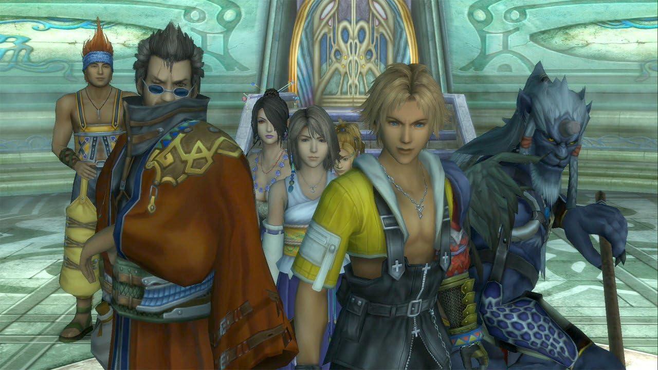Final Fantasy X/X-2 HD Remaster Limited Edition by Square Enix: Amazon.es: Videojuegos