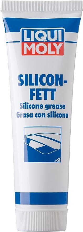 Liqui Moly P000364 3312 Silicon Fett Transparent 100 G Auto