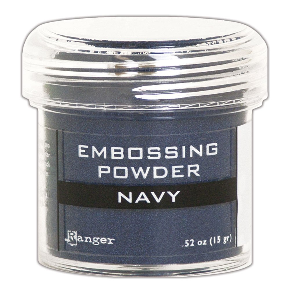 Ranger Navy Metallic Embossing Powder EPJ60383