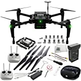 DJI Matrice 100 Quadcopter 29PC Accessory Kit. Includes Manufacturer Accessories + SSE FURY SPEAKER + SSE Transmitter Lanyard + Microfiber Cleaning Cloth