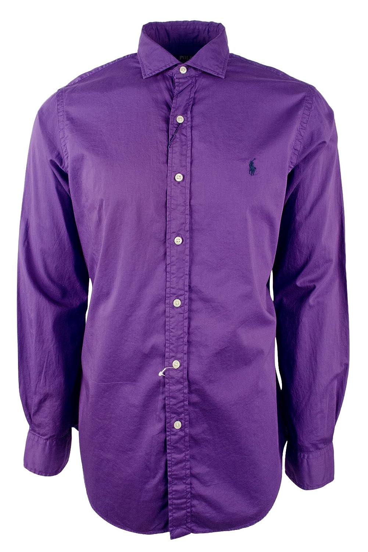 Polo Ralph Lauren Mens Twill Estate Button Up Shirt