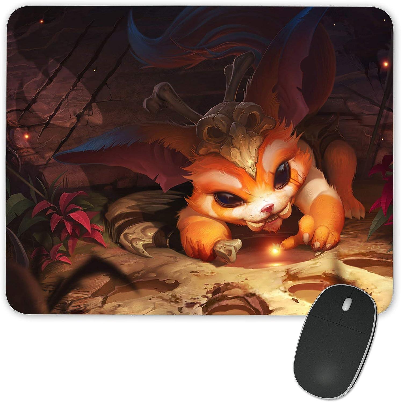 Gnar-001 League of Legends LOL Mousepad Impresión ...