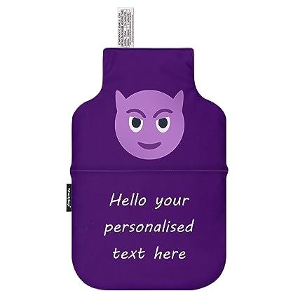 Emoji - Bolsa de trigo para microondas (personalizable ...