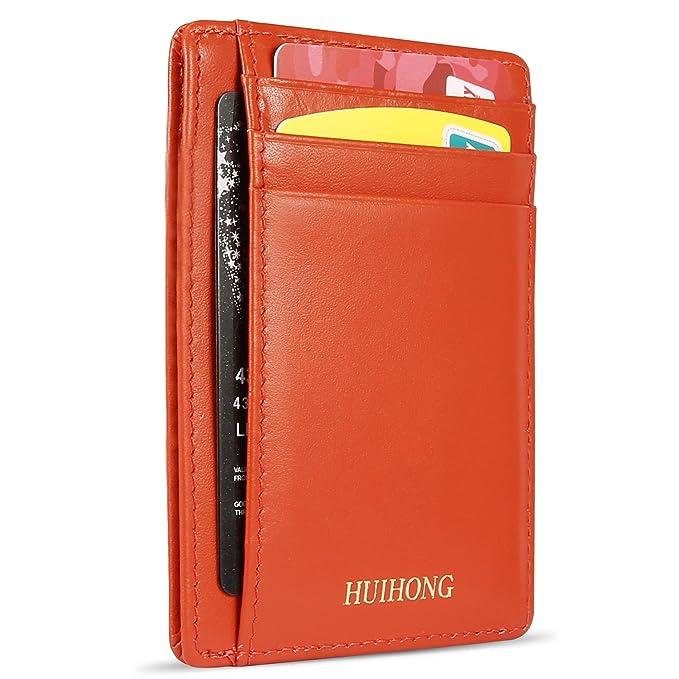Amazon.com: Bloqueo RFID titular de la tarjeta de Crédito ...