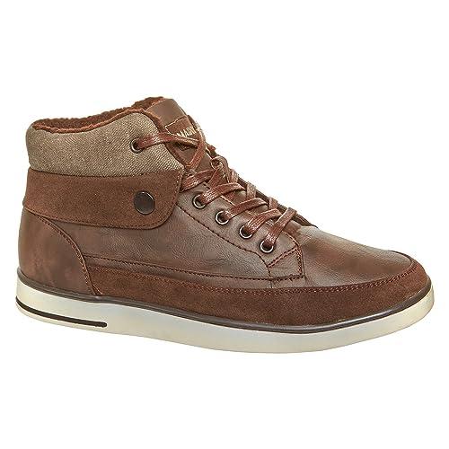 Steve Madden - Mocasines para hombre, color marrón, talla 43: Amazon.es: Zapatos y complementos