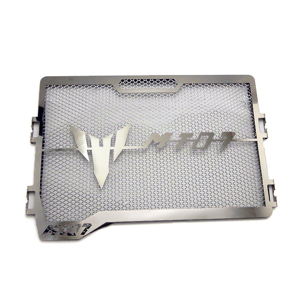 MT 07 Protezione Radiatore Griglia Radiatore per Yamaha mt07 MT-07 2014 2015 2016 2017 Issyzone