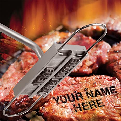 Personalize Steak Pressing Tool