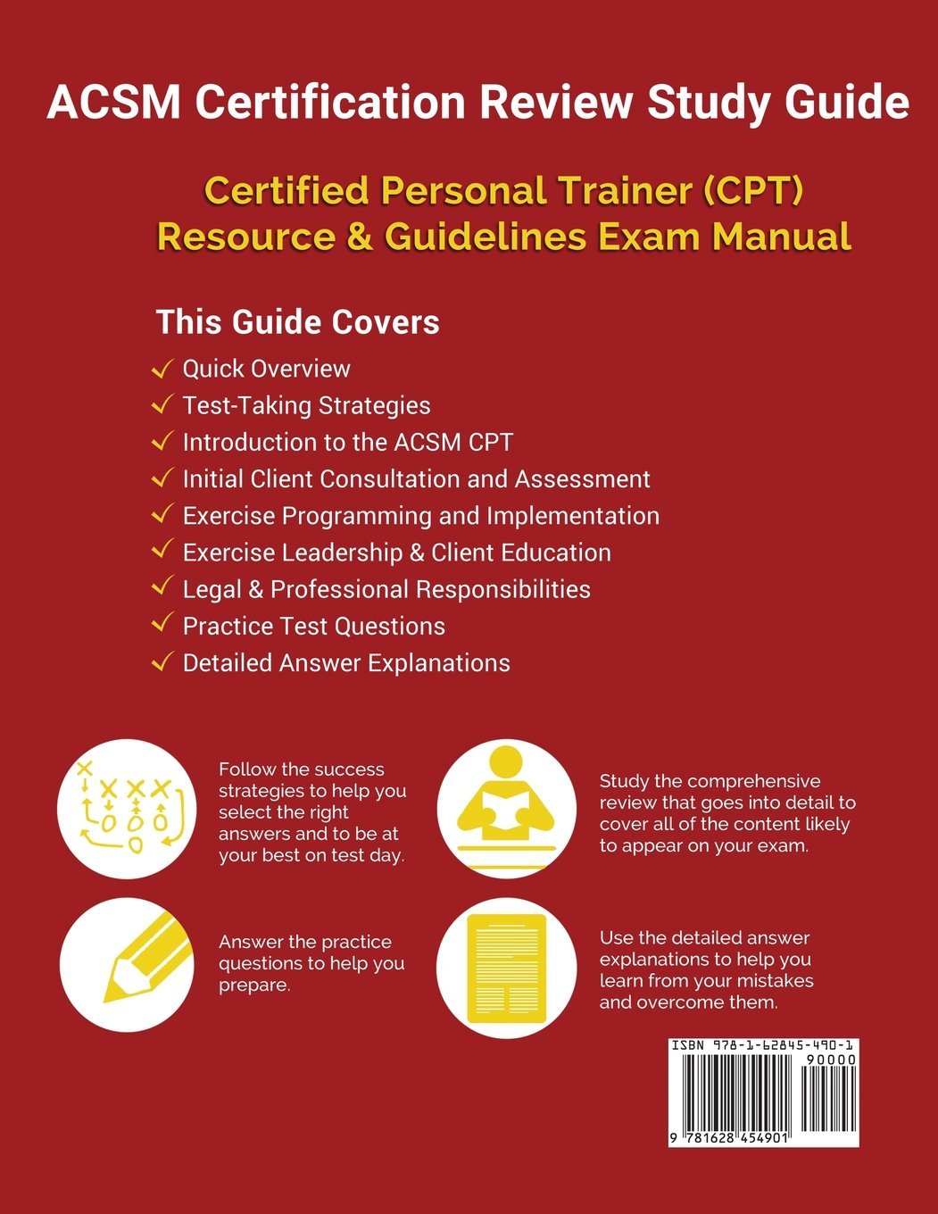 Acsm new 2018 certification review comprehensive study guide acsm new 2018 certification review comprehensive study guide personal trainer resources for the american college of sports medicine certified personal xflitez Image collections