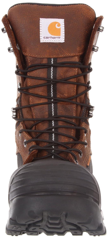Carhartt Mens 10 Waterproof Insulated PAC Composite Toe Boot CMC1259 10 PAC BOOT-M