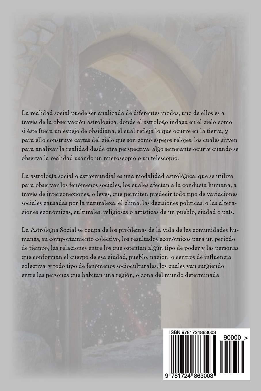 Las Puertas del Año: Astromundial (Astrología Social) (Volume 2) (Spanish Edition): Tito Macia: 9781724863003: Amazon.com: Books