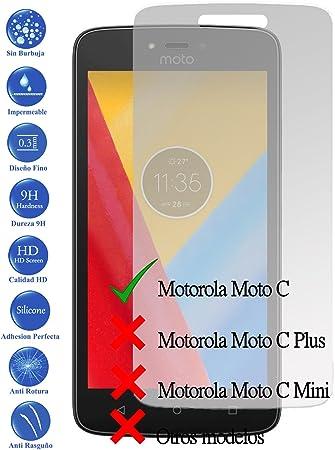 Todotumovil Protector de Pantalla Motorola Moto C 4G 5.0 de ...