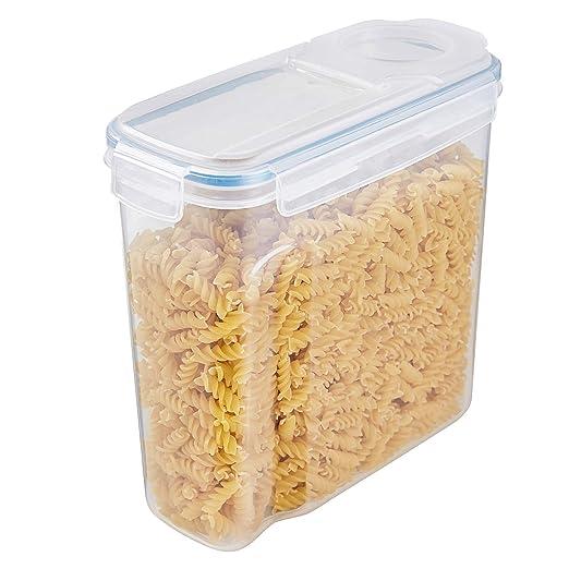 THETIS Recipiente de Almacenamiento de Cereales 1pc- Grandes latas ...
