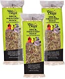 Wild Delight 3 Pack of Deck Porch N' Patio Blocks, 14 Ounces Each