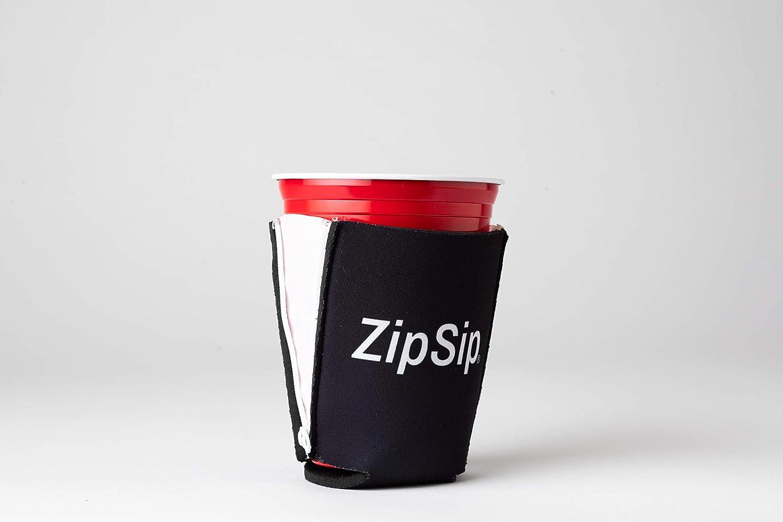 ZipSip The Original Adjustable Beverage Holder