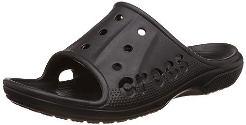ce136235d5e7 crocs Unisex Baya Slide Flip Flops  Buy Online at Low Prices in India -  Amazon.in