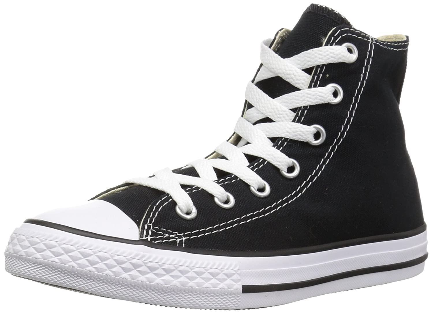 Converse Chuck Taylor All Star High Top B000EDMSTY 8.5 US Men/10.5 US Women|Black