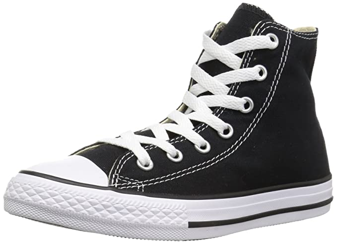 Converse Chuck Taylor All Star HI Scarpe High Top Sneaker Nero m9160c Chucks