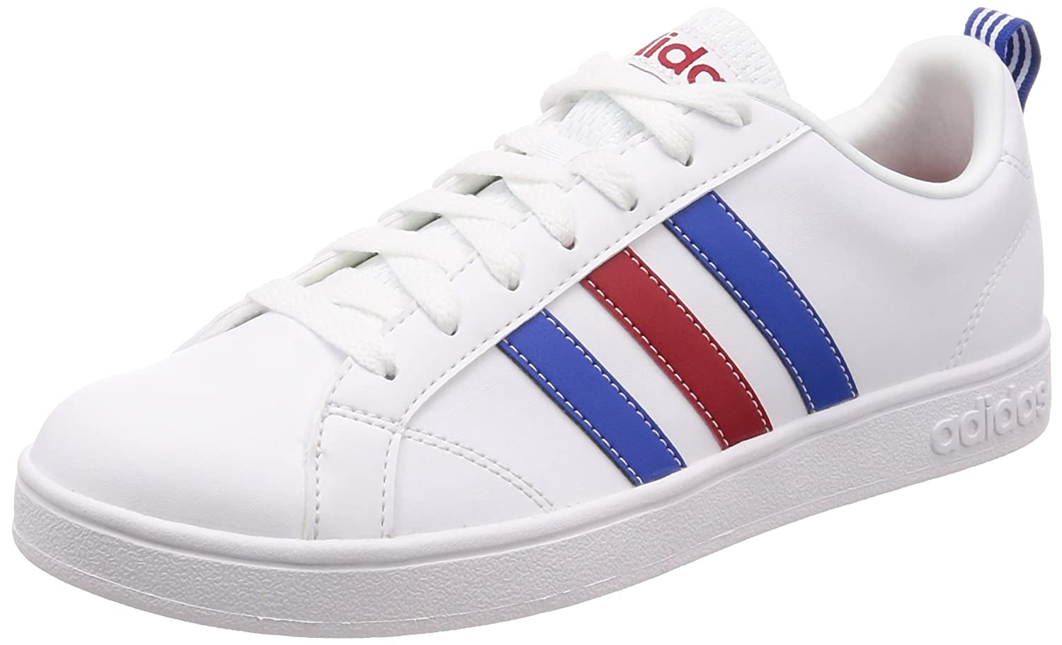 huge selection of 179df a15a9 adidas neo Men s VS Advantage Leather Sneakers  Buy Online at Low Prices in  India - Amazon.in
