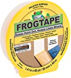Shurtape Technologies Frogtape 217143 Multi-Use Delicate Surface Paint Block Tape, 36mm x 55m, 1-1/2-Inch x 60-Yard