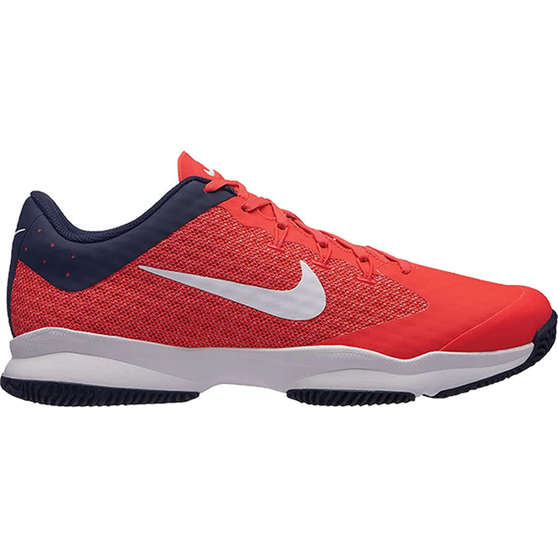 NIKE Men's Air Zoom Ultra Tennis Shoe B0789TGHTX 9 M US|Bright Crimson/White/Blackened Blue