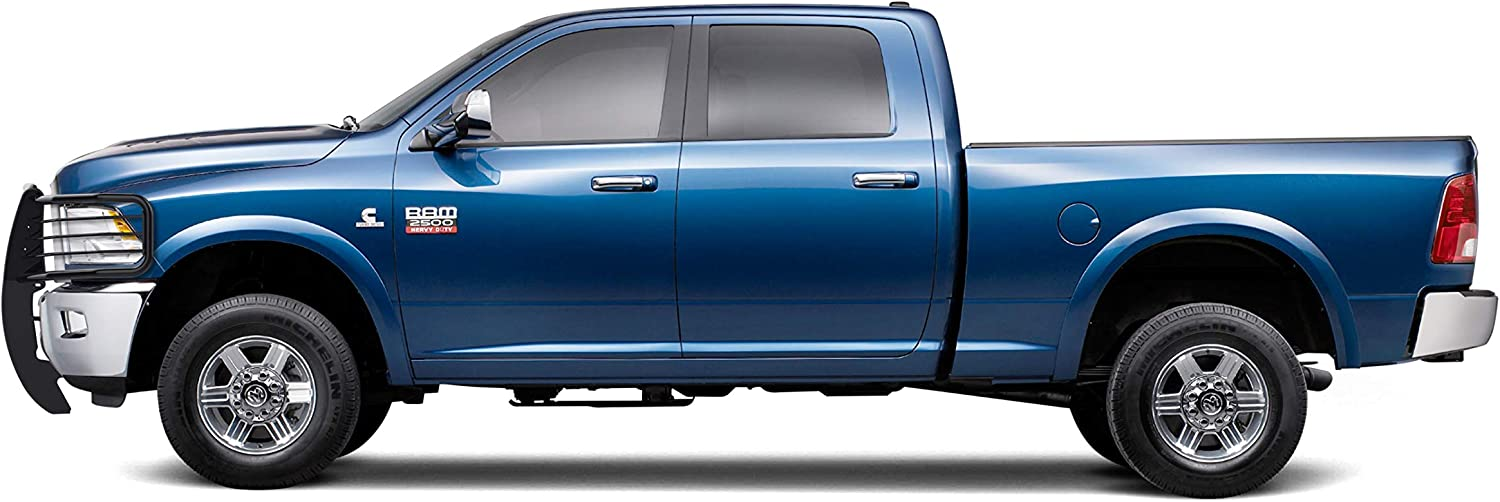 Barricade Grille Guard for RAM 2500//3500 2010-2018 Black