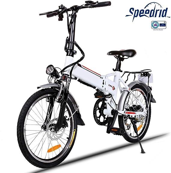 Speedrid Bicicleta eléctrica ebike electrica 26/20 Ebike ebike ...