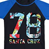 TFJH E Teen Boys Rash Guard Suit UPF 50+ UV Sun