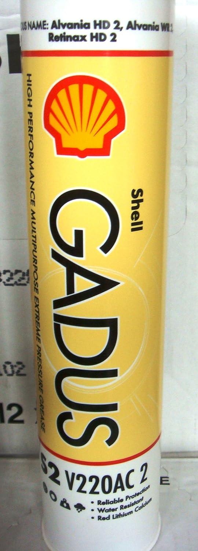 Shell Gadus S2 V220 Ac2 Mehrzweckfett In Tube 400 G Auto