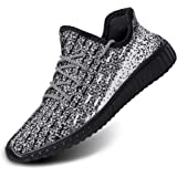 Alibress Unisex Fashion Sneakers-Comfortable Breathable Athletic Mesh Shoes for Casual Walking Jogging Gym